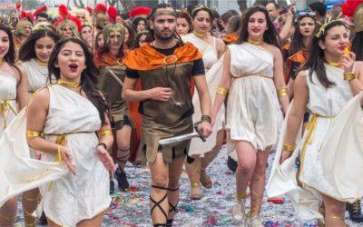 Лимассол – карнавальная столица Кипра