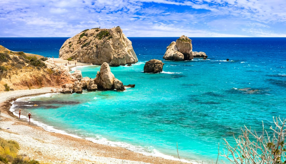 Кипр Пляж Афродиты
