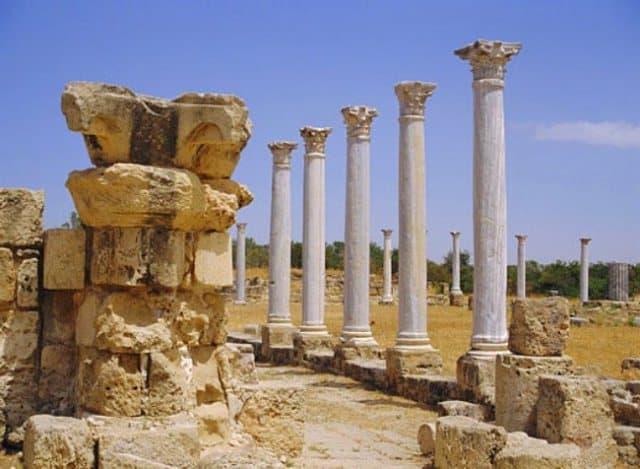 Кипр Храм Аполлон Лимассол