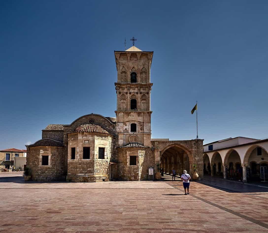 Церковь Святого Лазаря и Кипра