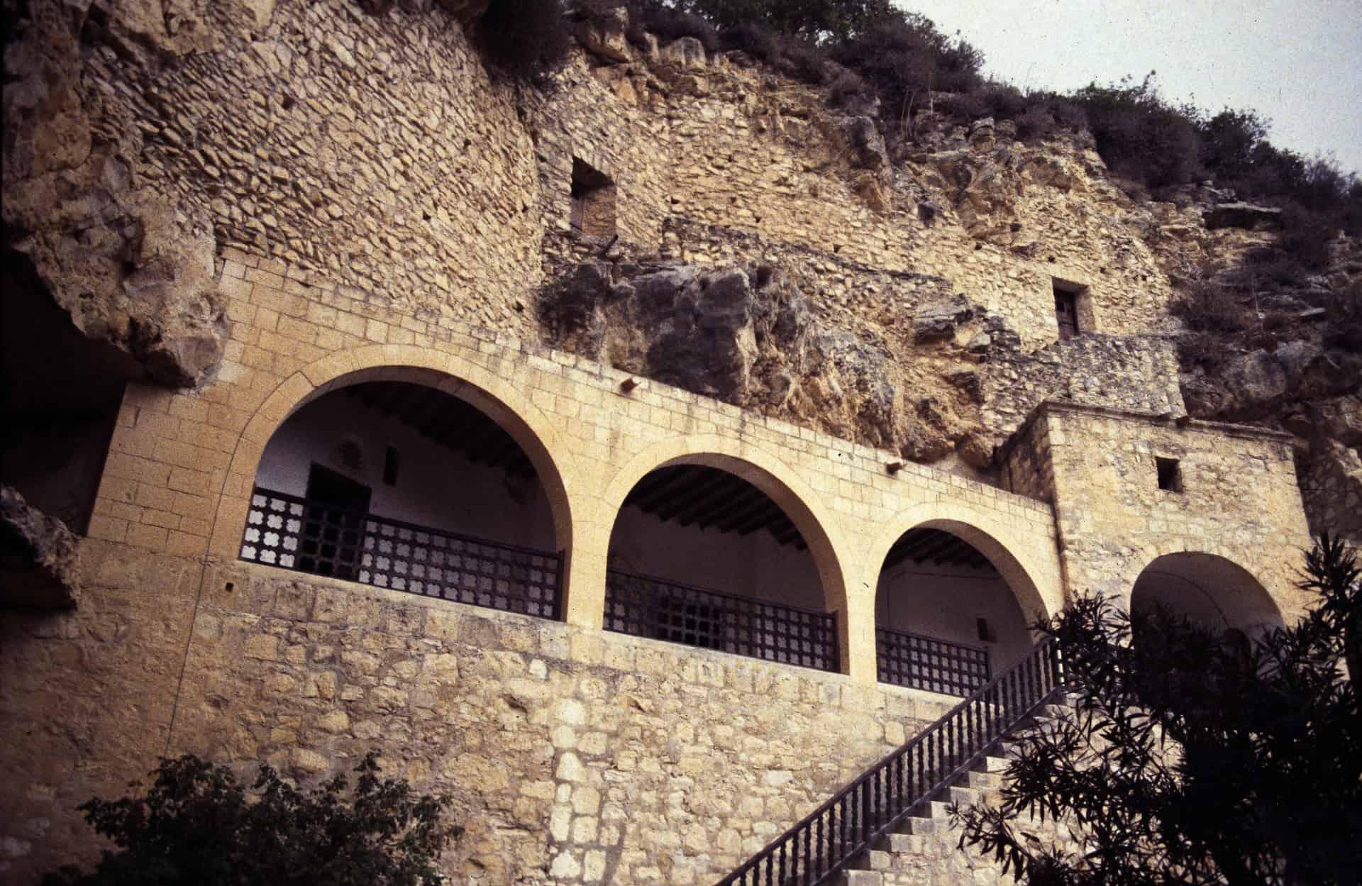 Монастырь Святого Неофита Кипр