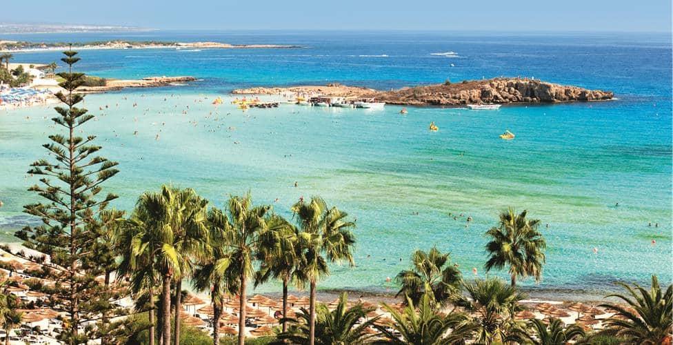 Руководство для начинающих по пешему туризму на острове Кипр 2019
